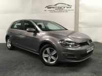 VOLKSWAGEN GOLF 1.6 MATCH TDI BLUEMOTION TECHNOLOGY DSG 5DR Semi Automatic - 248496