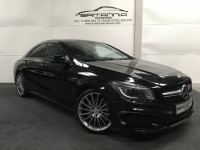 MERCEDES-BENZ CLA 2.0 CLA45 AMG 4MATIC 4DR Automatic - 248897