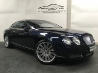 BENTLEY CONTINENTAL 6.0 GT 2DR Automatic - 246907