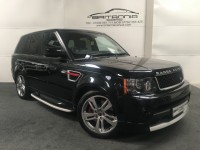 LAND ROVER RANGE ROVER SPORT 3.0 SDV6 HSE RED 5DR Automatic - 248849