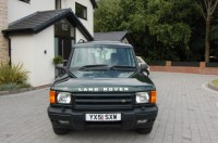 LAND ROVER DISCOVERY 2 2.5 GS MM TD5 5DR Manual