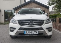 MERCEDES-BENZ M-CLASS 3.0 ML350 BLUETEC AMG SPORT 5DR Automatic
