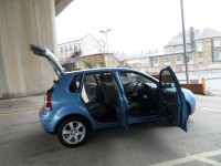 VOLKSWAGEN POLO 1.4 MATCH TDI 5DR Manual