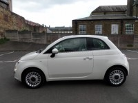 FIAT 500 1.2 LOUNGE 3DR Manual