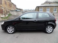 VOLKSWAGEN POLO 1.2 MATCH 3DR Manual