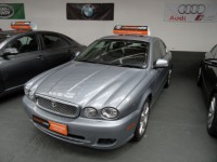 JAGUAR X-TYPE 2.2 diesel auto SE 4 door saloon sat nav leather heated electric seats climate & cruise - alloys