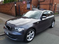 BMW 1 SERIES 2.0 118D EDITION ES 5DR Manual
