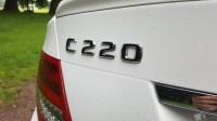 MERCEDES-BENZ C-CLASS 2.1 C220 CDI AMG SPORT EDITION 2DR Automatic