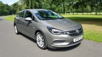 VAUXHALL ASTRA 1.0 TECH LINE ECOFLEX S/S 5DR Manual