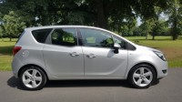 VAUXHALL MERIVA 1.4 EXCLUSIV AC 5DR Manual