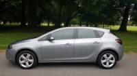 VAUXHALL ASTRA 1.6 SE 5DR Manual