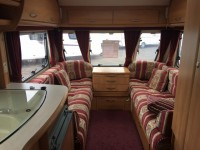 SWIFT Isla  5 Berth with mover.