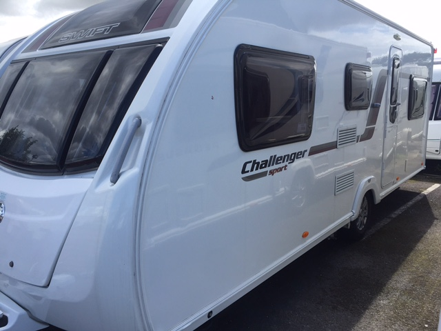 SWIFT CHALLENGER 586 SPORT