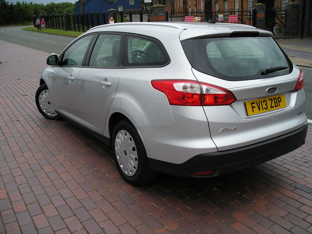 FORD FOCUS 1.6 EDGE ECONETIC TDCI 5DR Manual
