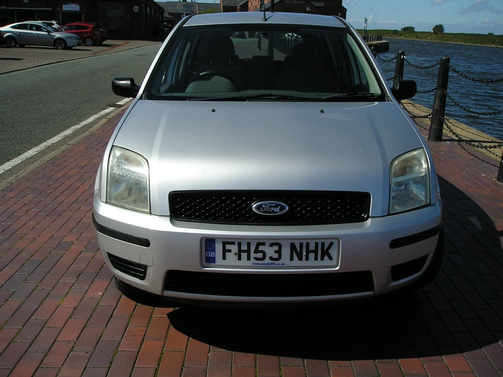 FORD FUSION 1.4 FUSION 2 5DR Manual