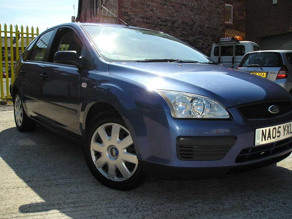 FORD FOCUS 1.6 LX 5DR Manual