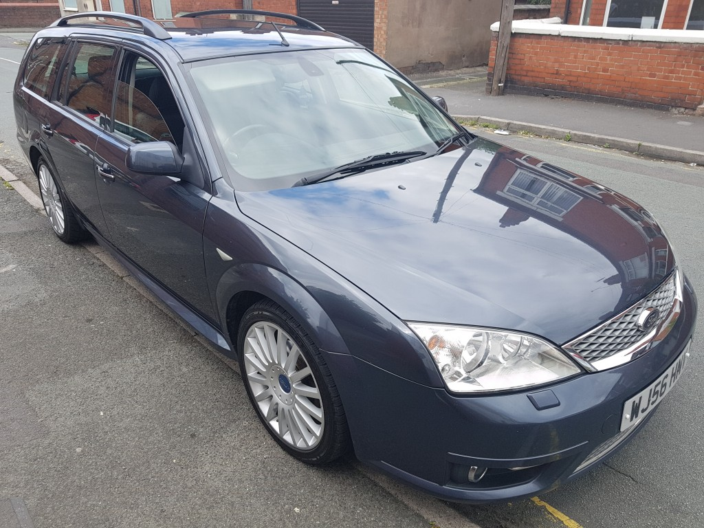 FORD MONDEO 2.2 ST TDCI 5DR Estate Manual