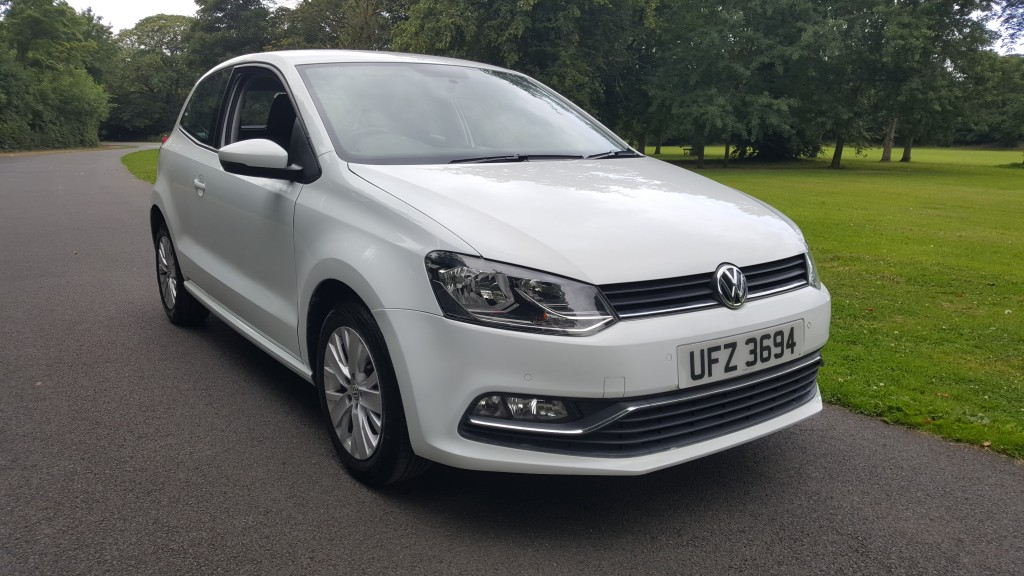 VOLKSWAGEN POLO 1.0 SE 3DR Manual