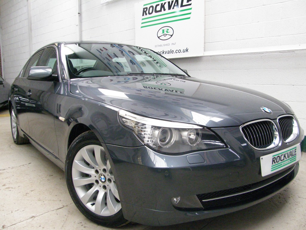 BMW 5 SERIES 2.5 523I SE 4DR Automatic