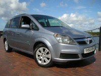 VAUXHALL ZAFIRA 1.6 ACTIVE 16V 5DR Manual