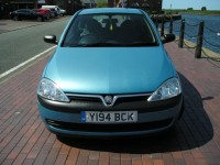 VAUXHALL CORSA 1.0 CLUB 12V 3DR Manual