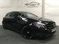 MERCEDES-BENZ A-CLASS 1.5 A180 CDI BLUEEFFICIENCY SE 5DR Automatic - 252686