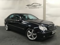 MERCEDES-BENZ C-CLASS 1.8 C180 KOMPRESSOR AVANTGARDE SE 4DR Automatic - 252692