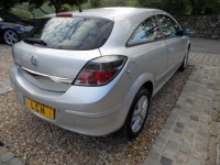 VAUXHALL ASTRA 1.4 SXI  a/c 3 door hatch coupe alloys & air conditioning only 86k mot serviced valeted