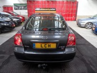 TOYOTA AVENSIS 2.2 T180 D-4D sat nav leather suede electric seats climate cruise control  multi function steering