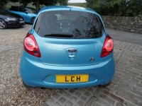 FORD KA 1.2 ZETEC a/c alloys 64k fsh full mot hpi clear AA approved dealer 1 year AA cover � a year tax