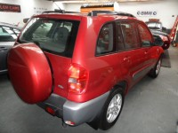 TOYOTA RAV-4 2.0 GX D-4D 5 door diesel 4wd glass tilt slide sunroof a/c fsh 2 pre owners grey velour trim