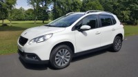 PEUGEOT 2008 1.2 ACTIVE 5DR Semi Automatic