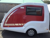 GOING UK MICRO-CARAVAN GO-POD