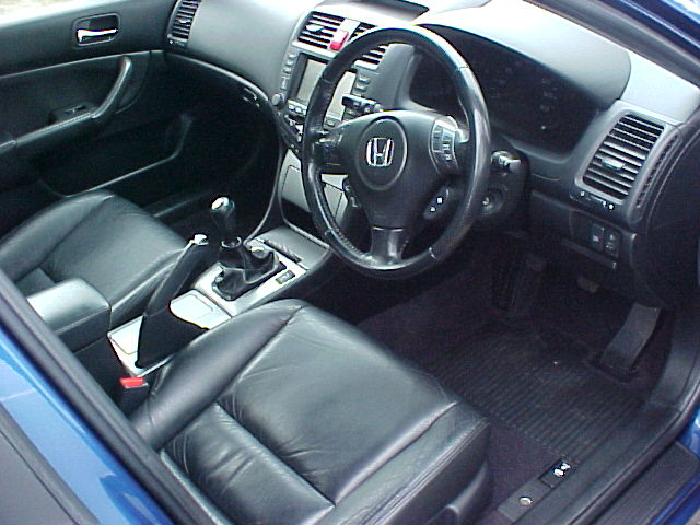 HONDA ACCORD 2.2 I-CTDI EXECUTIVE 4DR