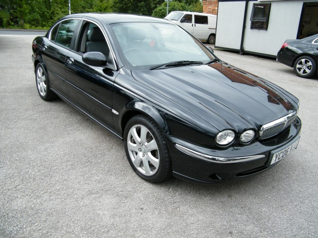 JAGUAR X-TYPE 2.0 SE 4DR