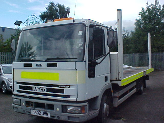 IVECO TECTOR RECOVERY TRUCK
