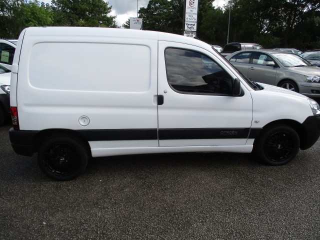 CITROEN BERLINGO 1.9 LX 600 D