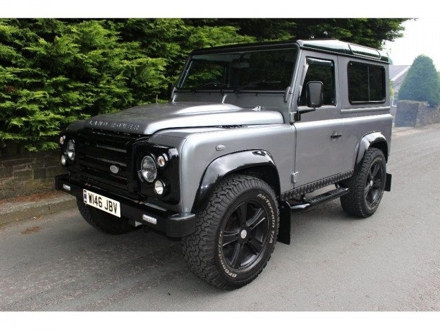 Used LAND ROVER DEFENDER 2.5 90 HARD-TOP TD5 in Lancashire