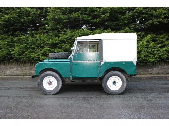 Used LAND ROVER Series I  2.0 in Lancashire