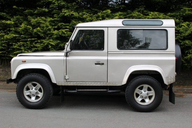 Used LAND ROVER 90 DEFENDER 2.5  in Lancashire