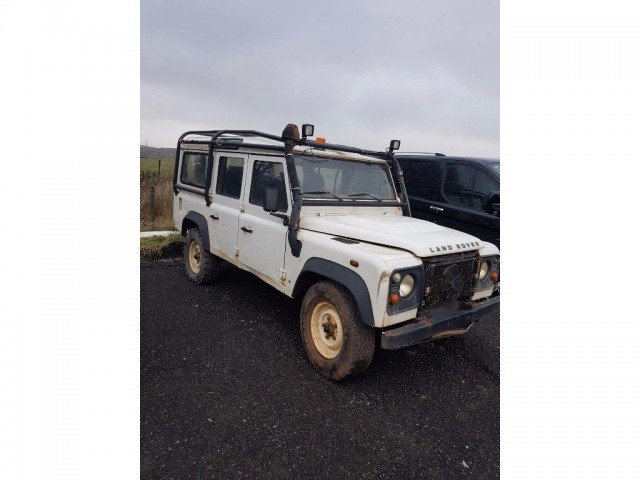 Used LAND ROVER DEFENDER 110 2.5 in Lancashire