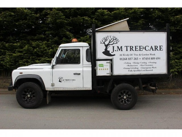 Used LAND ROVER DEFENDER 2.4 110 TD HIGH CAPACITY in Lancashire