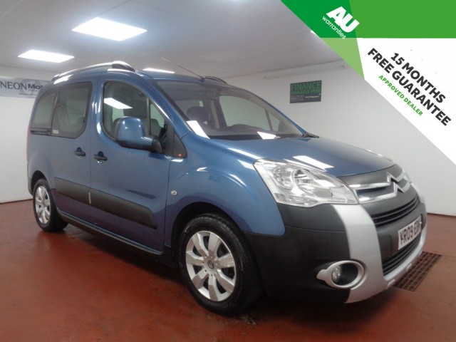 Used CITROEN BERLINGO 1.6 MULTISPACE XTR HDI 5DR in West Yorkshire