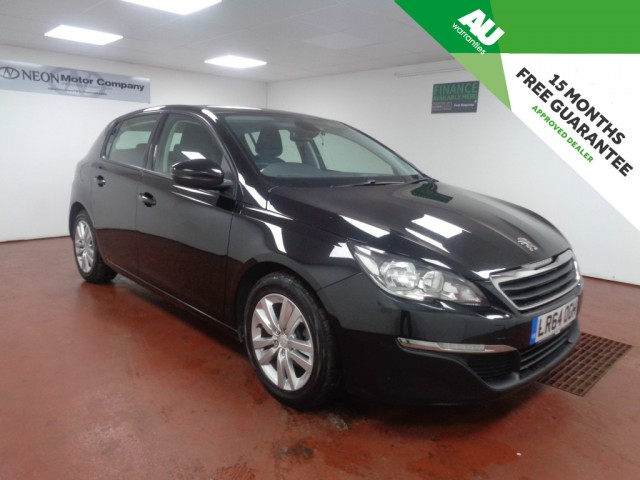 Used PEUGEOT 308 1.6 HDI ACTIVE 5DR in West Yorkshire