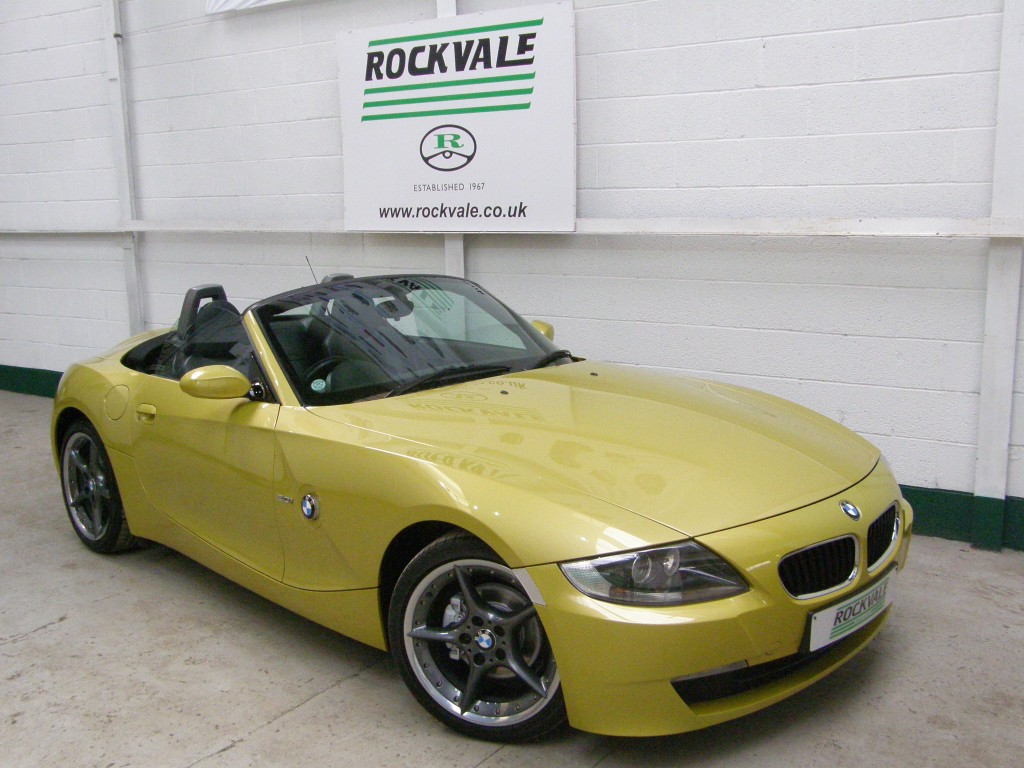 BMW Z SERIES 2.0 Z4 SPORT ROADSTER 2DR Manual