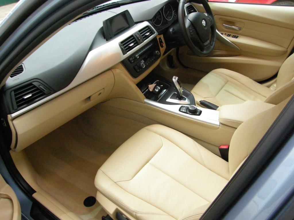 BMW 3 SERIES 2.0 320I SE 4DR AUTOMATIC