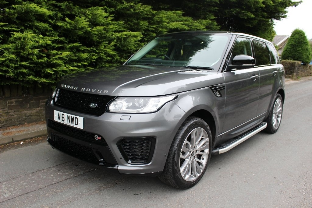 Used LAND ROVER RANGE ROVER SPORT 3.0 SDV6 HSE DYNAMIC 5DR AUTOMATIC in Lancashire