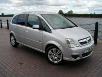 VAUXHALL MERIVA 1.4 ACTIVE 16V TWINPORT 5DR