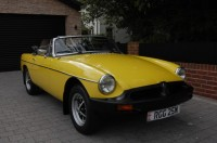 MG MGB 1.8 ROADSTER 2DR
