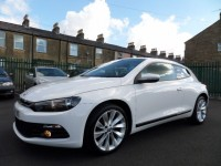 VOLKSWAGEN SCIROCCO 2.0 GT TDI BLUEMOTION TECHNOLOGY 2DR Manual